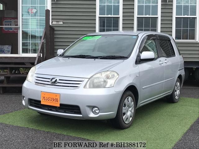 Used 2007 TOYOTA RAUM BH388172 for Sale