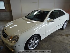 Used 2007 MERCEDES-BENZ CLK-CLASS BH388291 for Sale