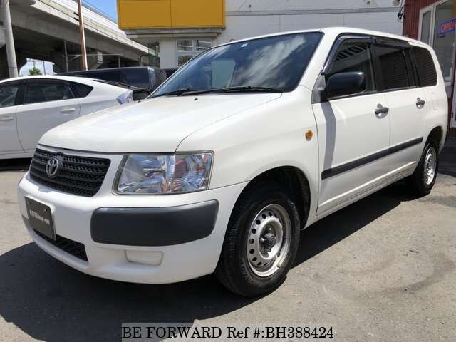 Used 2011 TOYOTA SUCCEED VAN BH388424 for Sale