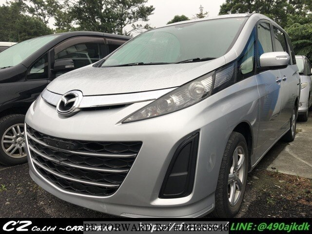 Used 2009 MAZDA BIANTE BH388646 for Sale