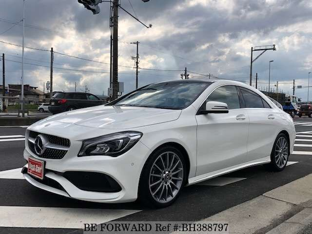 Used 2018 MERCEDES-BENZ CLA-CLASS BH388797 for Sale