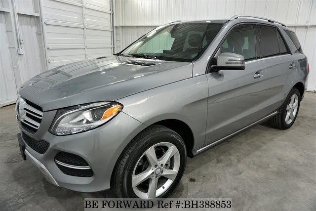 Used 2016 MERCEDES-BENZ GLE-CLASS BH388853 for Sale