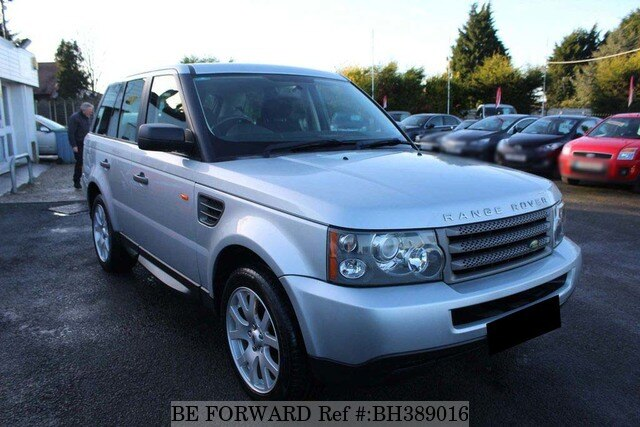 Used 2007 LAND ROVER RANGE ROVER SPORT BH389016 for Sale