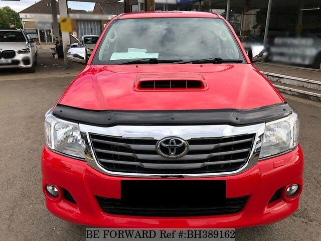 Used 2015 TOYOTA HILUX BH389162 for Sale