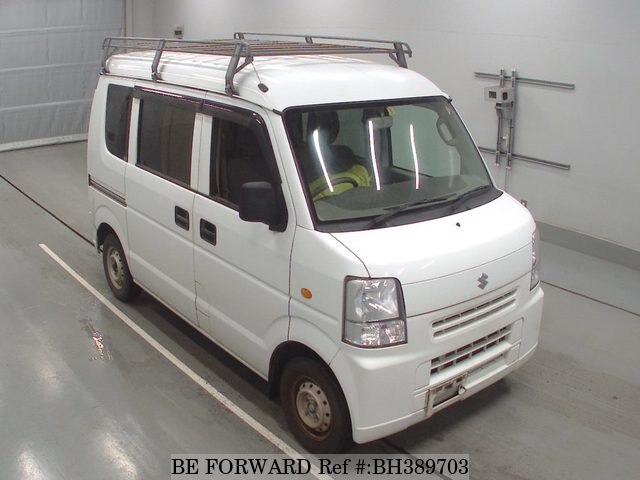 Used 2014 SUZUKI EVERY BH389703 for Sale