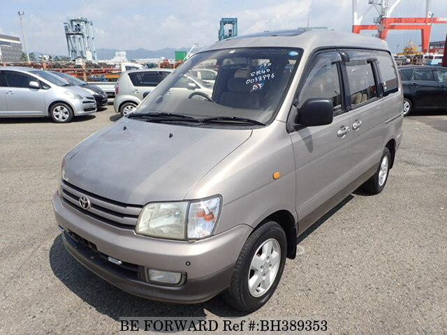 Used 1997 TOYOTA TOWNACE NOAH BH389353 for Sale