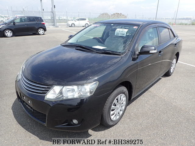 Used 2009 TOYOTA ALLION BH389275 for Sale