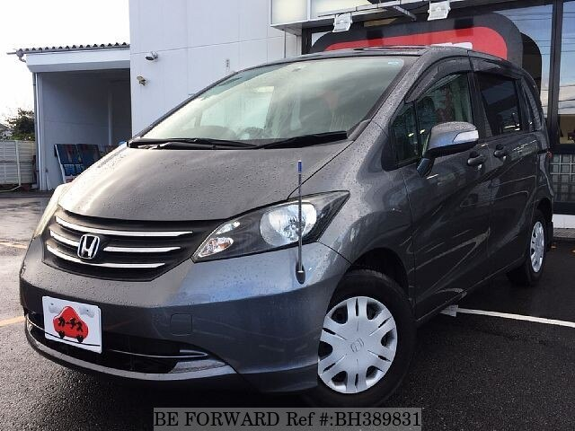 Used 2009 HONDA FREED BH389831 for Sale