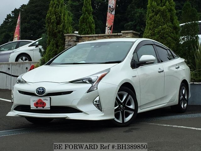 Used 2016 TOYOTA PRIUS BH389850 for Sale
