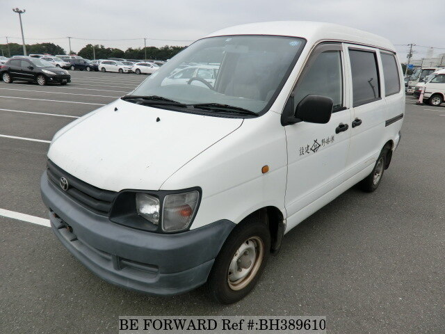 Used 1997 TOYOTA TOWNACE NOAH BH389610 for Sale