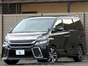 Used 2008 TOYOTA VELLFIRE BH389905 for Sale