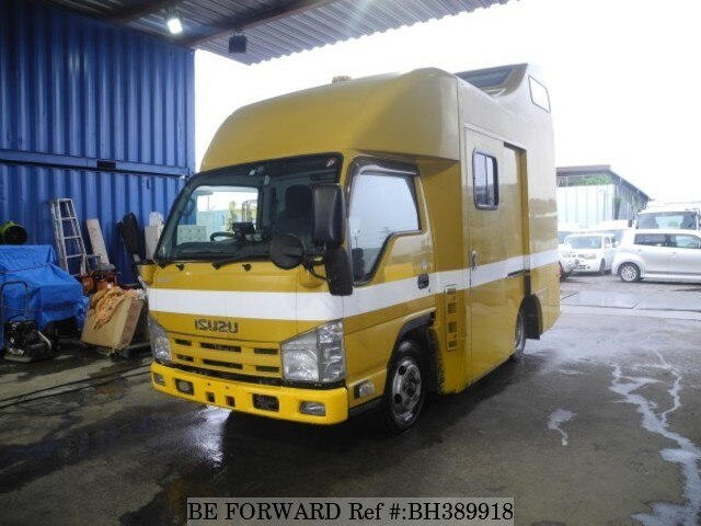 Used 2012 ISUZU ELF TRUCK BH389918 for Sale