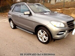 Used 2012 MERCEDES-BENZ M-CLASS BH390044 for Sale