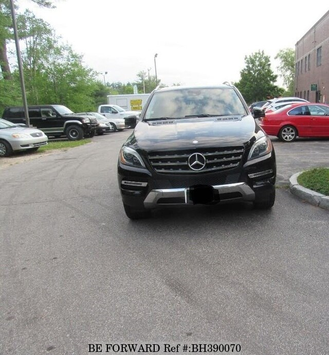 Used 2014 MERCEDES-BENZ M-CLASS BH390070 for Sale