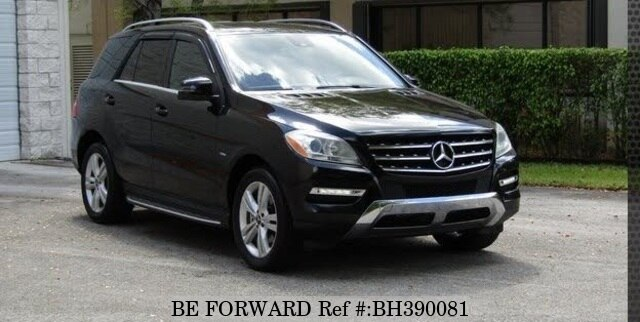 Used 2012 MERCEDES-BENZ M-CLASS BH390081 for Sale