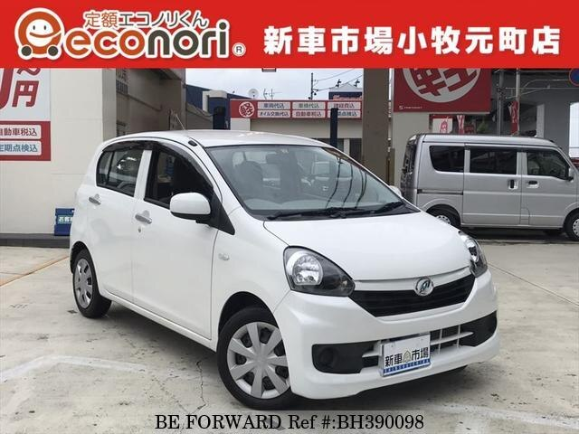 Used 2015 DAIHATSU MIRA ES BH390098 for Sale