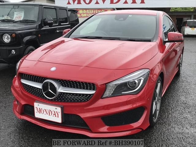 Used 2015 MERCEDES-BENZ CLA-CLASS BH390107 for Sale