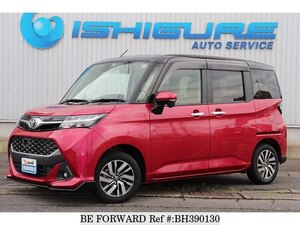 Used 2017 TOYOTA TANK BH390130 for Sale