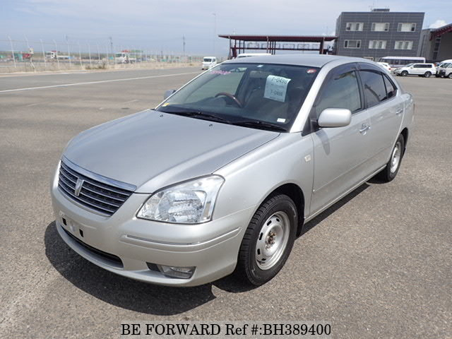 Used 2003 TOYOTA PREMIO BH389400 for Sale