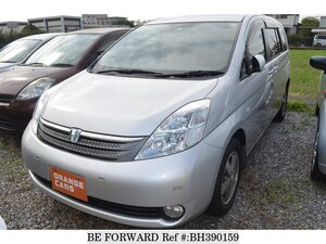 Used 2005 TOYOTA ISIS BH390159 for Sale