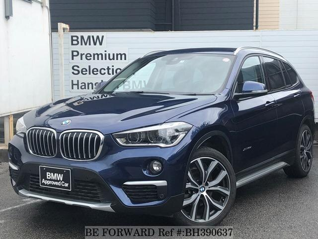 Used 2017 BMW X1 BH390637 for Sale