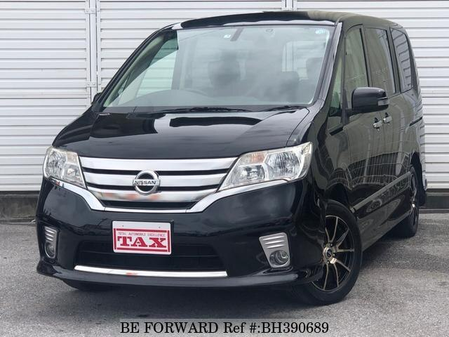 Used 2011 NISSAN SERENA BH390689 for Sale