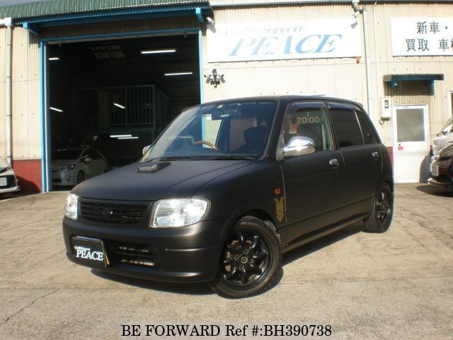 Used 2001 DAIHATSU MIRA BH390738 for Sale