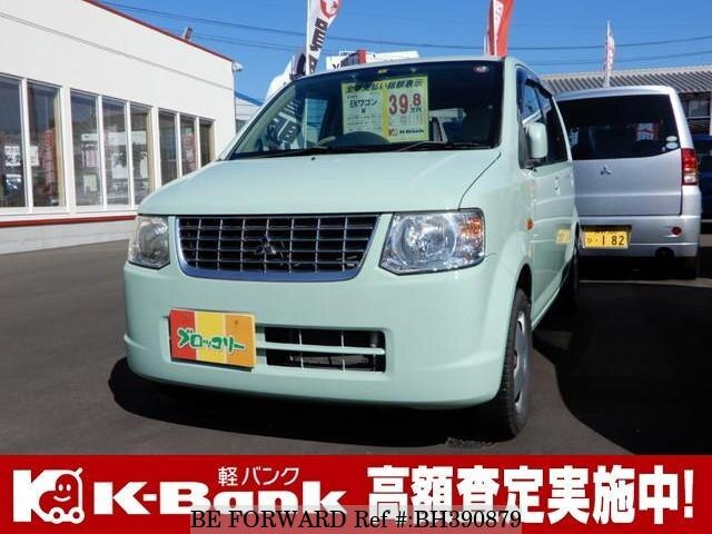 Used 2009 MITSUBISHI EK WAGON BH390879 for Sale