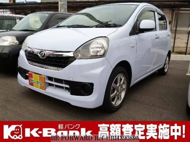 Used 2014 DAIHATSU MIRA ES BH390895 for Sale