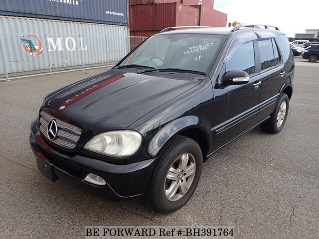 Used 2005 MERCEDES-BENZ M-CLASS BH391764 for Sale