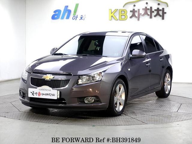 Used 2012 Chevrolet Cruze For Sale Bh391849 Be Forward
