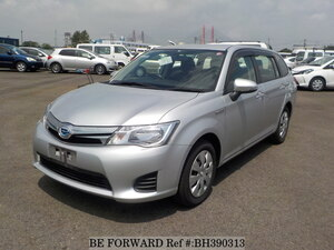 Used 2014 TOYOTA COROLLA FIELDER BH390313 for Sale