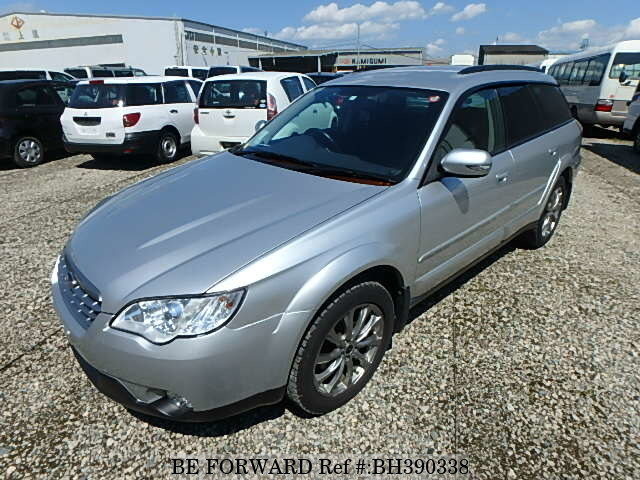 Used 2007 SUBARU OUTBACK BH390338 for Sale