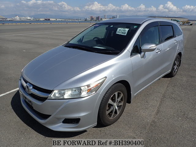 Used 2010 HONDA STREAM BH390400 for Sale