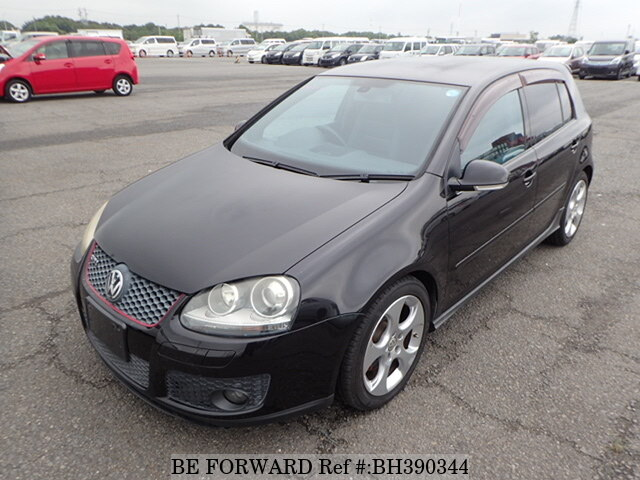 Used 2005 VOLKSWAGEN GOLF GTI BH390344 for Sale