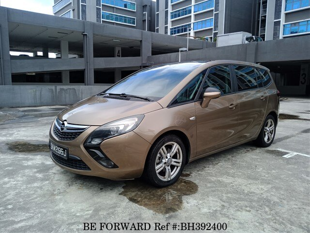 Used 2014 OPEL ZAFIRA BH392400 for Sale