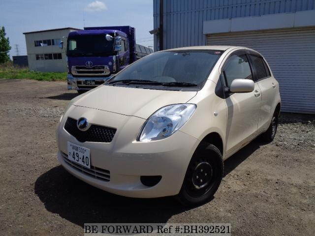 Used 2005 TOYOTA VITZ BH392521 for Sale