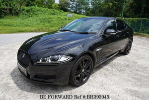 Used 2013 JAGUAR XF BH393045 for Sale