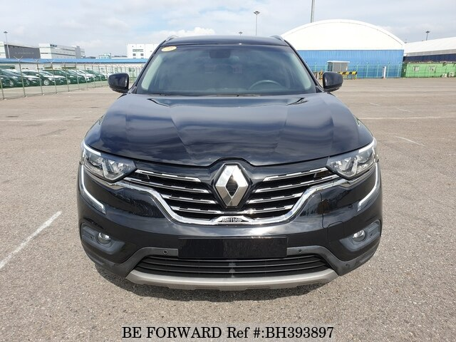 Used 2017 RENAULT SAMSUNG QM6 BH393897 for Sale