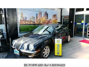 Used 2000 JAGUAR S-TYPE BH394223 for Sale