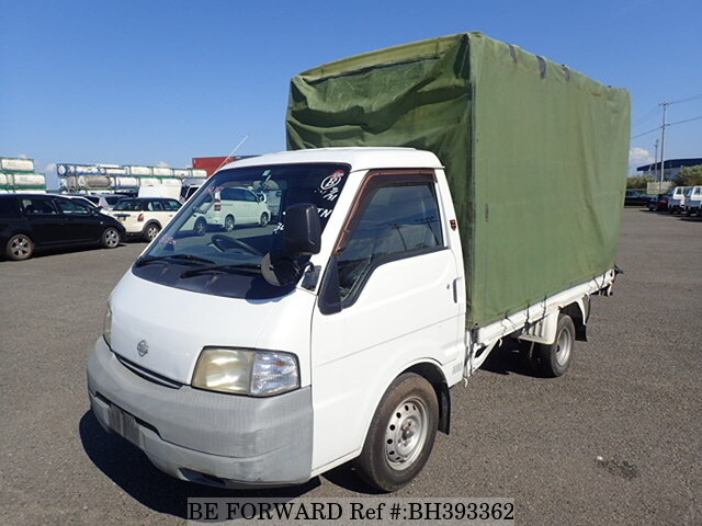 Used 2002 NISSAN VANETTE TRUCK BH393362 for Sale