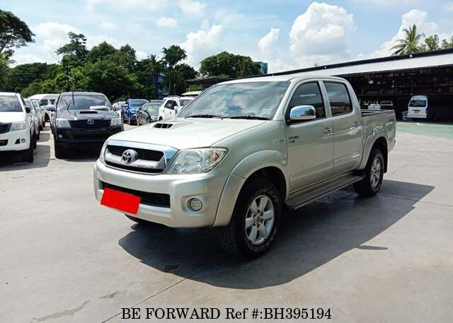Used 2010 TOYOTA HILUX BH395194 for Sale