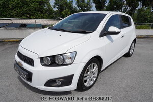 Used 2015 Chevrolet Sonic Nav 2wd Sonic Hb Ltz For Sale Bh395217 Be Forward