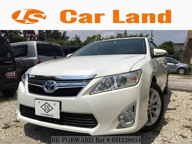 Used 2013 TOYOTA CAMRY BH238834 for Sale