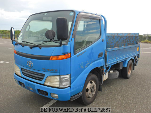 Used 1999 TOYOTA TOYOACE BH272887 for Sale