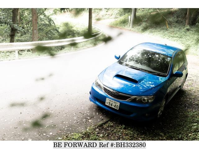 Used 2007 SUBARU IMPREZA BH332380 for Sale