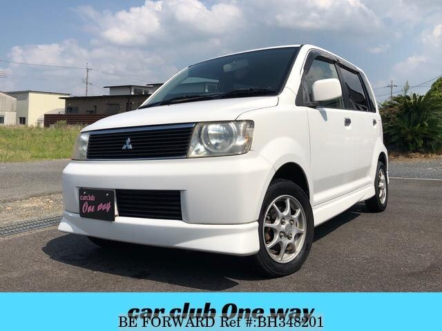 Used 2001 MITSUBISHI EK WAGON BH348201 for Sale
