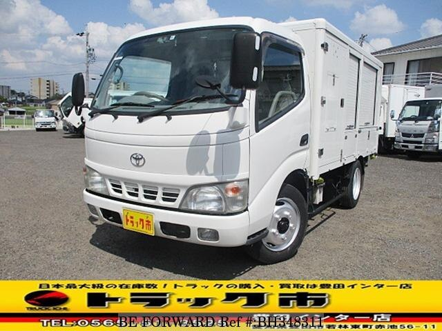 Used 2007 TOYOTA DYNA TRUCK BH348311 for Sale