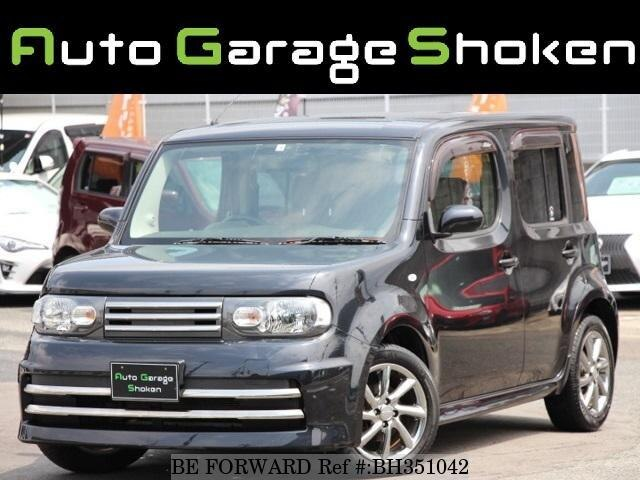 Used 2012 NISSAN CUBE BH351042 for Sale