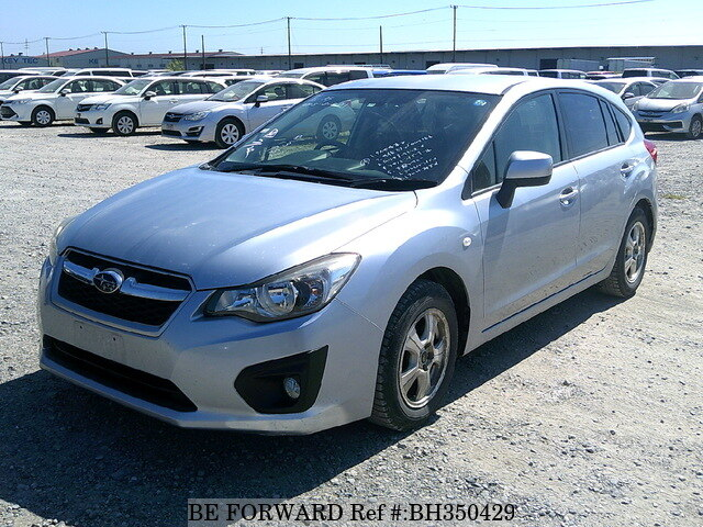 Used 2014 SUBARU IMPREZA SPORTS BH350429 for Sale
